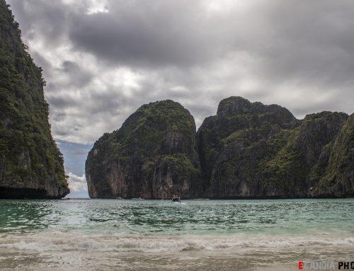 Tailandia – Excursión a La Playa (Maya Bay)
