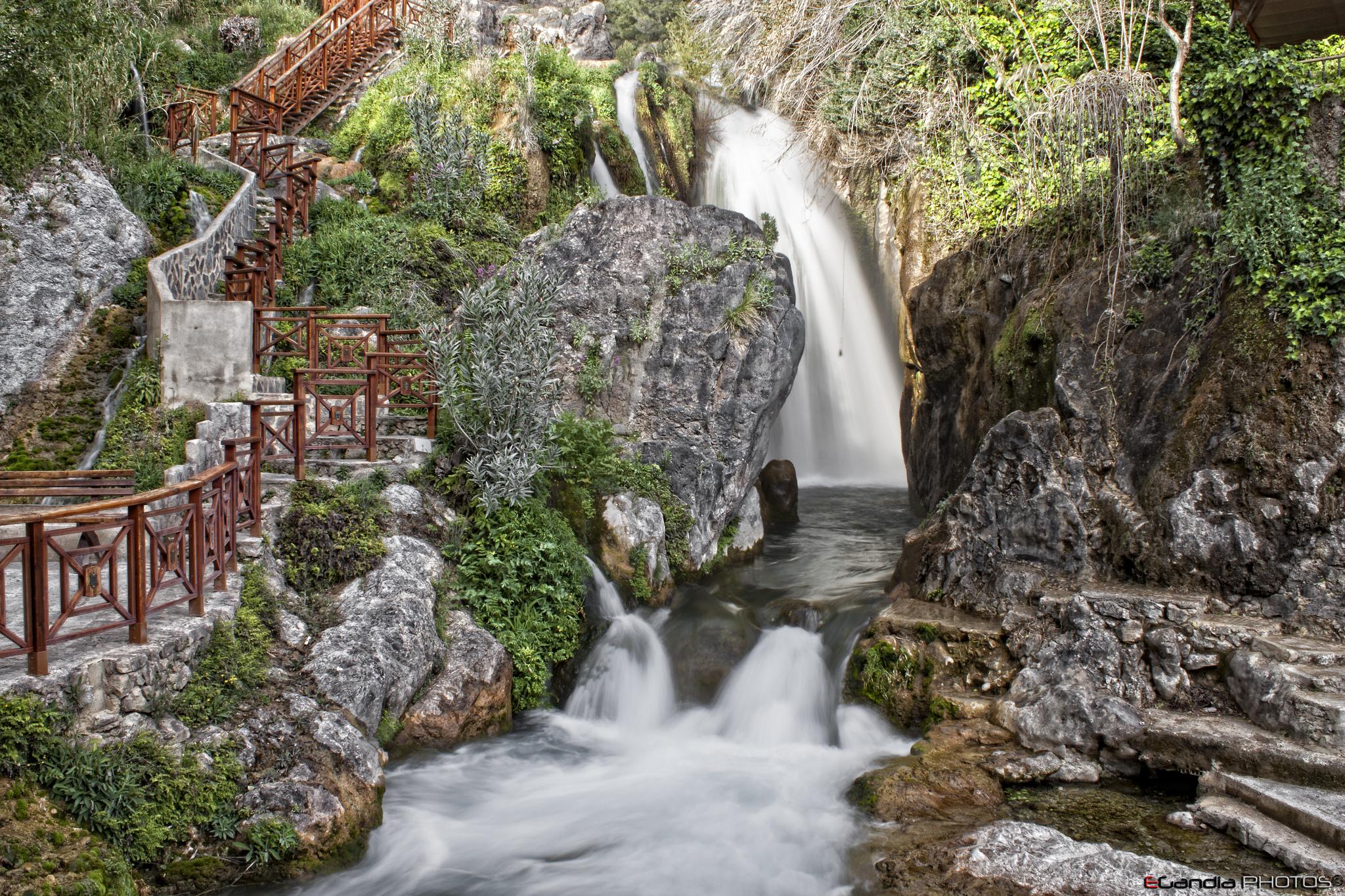 Guadalest y Les Fonts de L´Algar