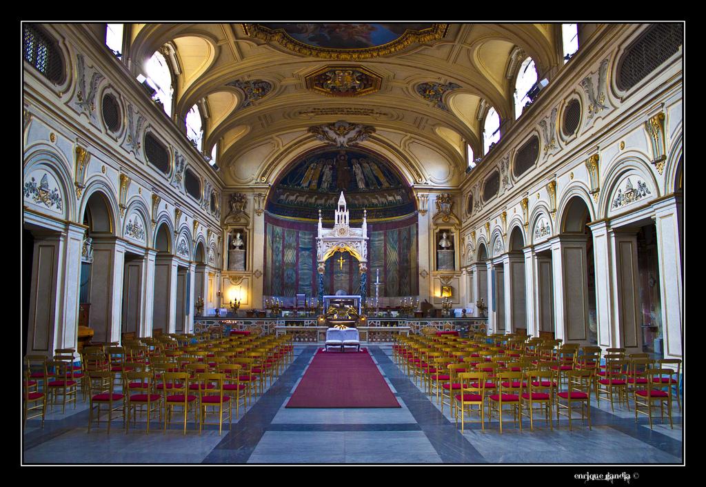 santa cecilia roma