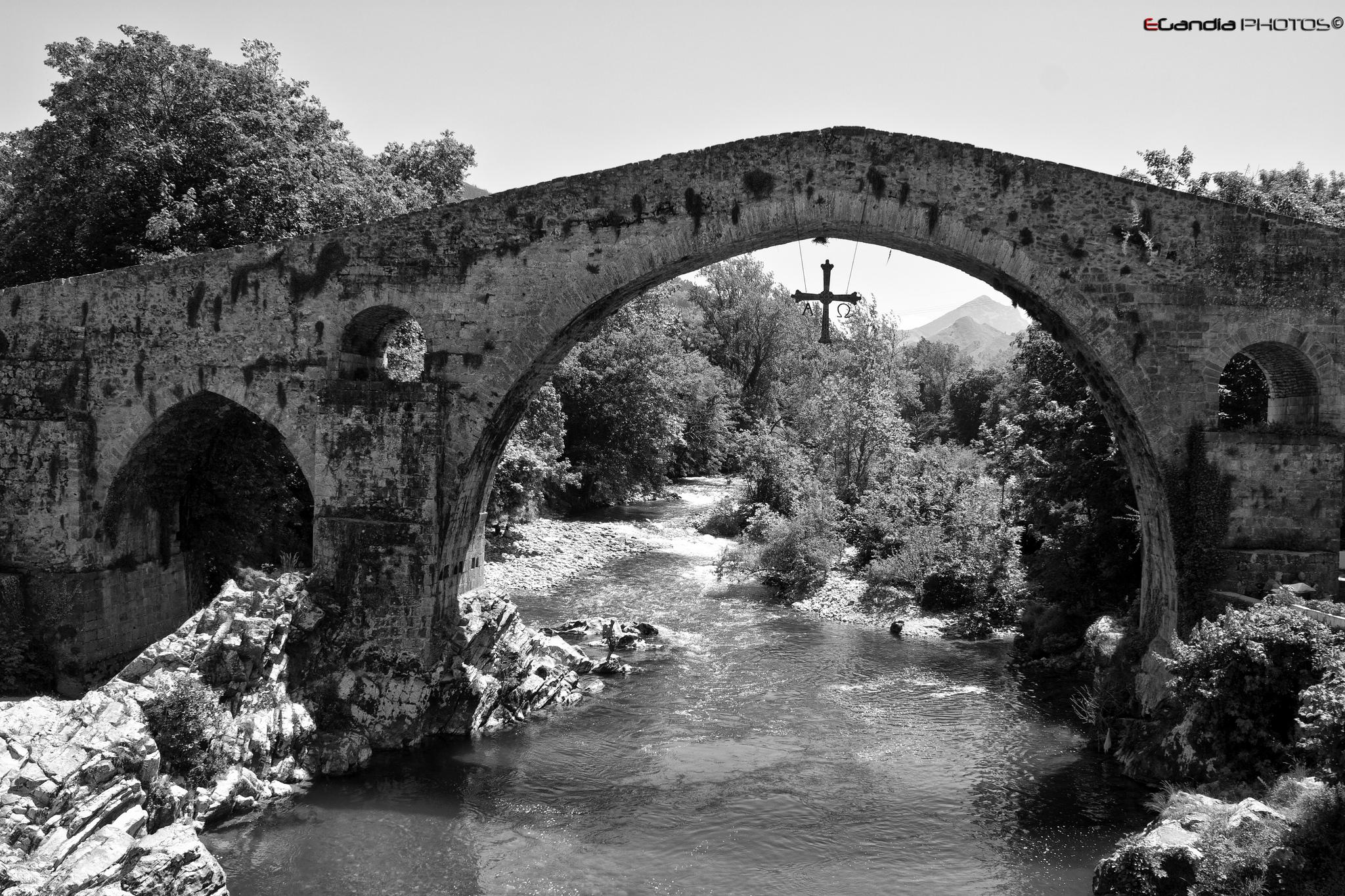 puente romano cangas