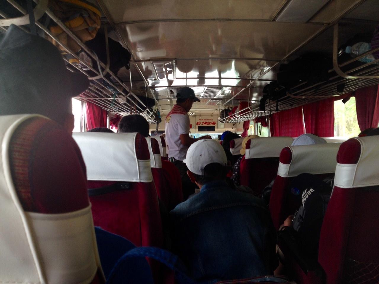 Baguio a Sagada