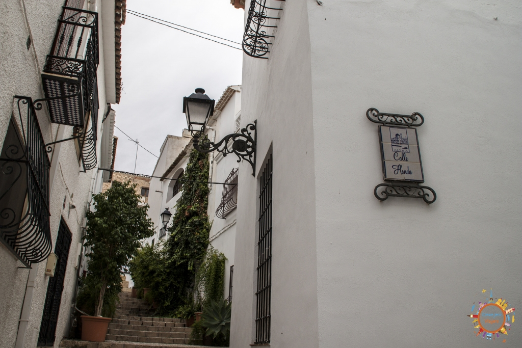pueblo antiguo altea