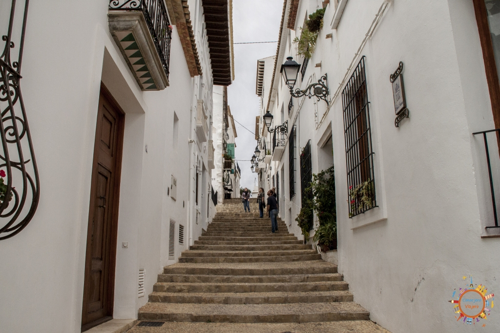 altea pueblo antiguo
