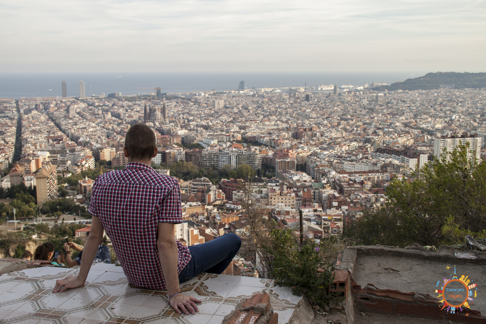 view point barcelona