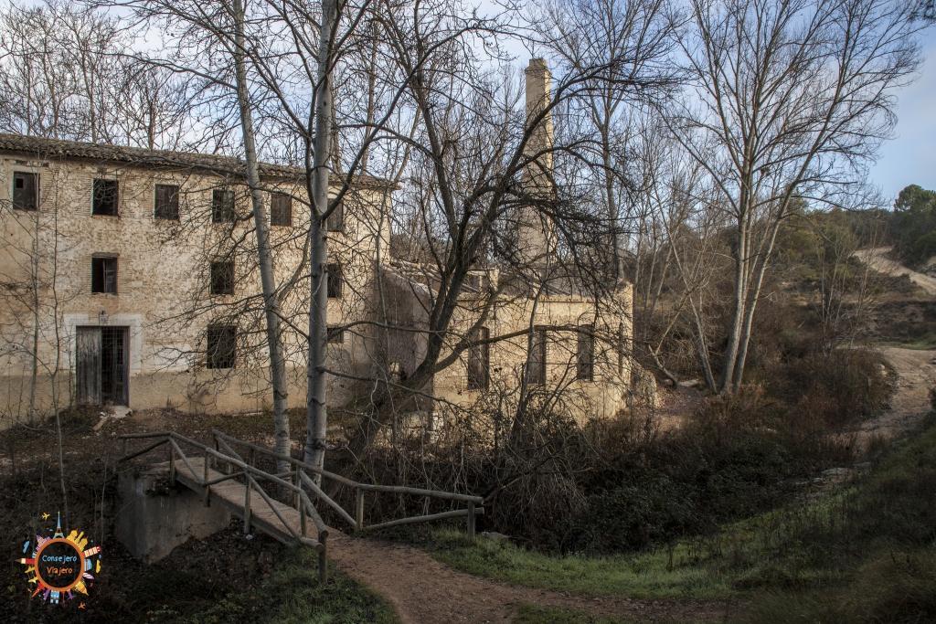 antigua fabrica blanes