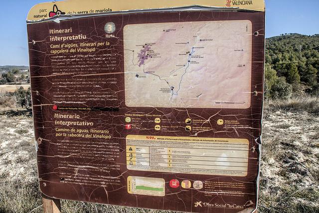 ruta rio vinalopo