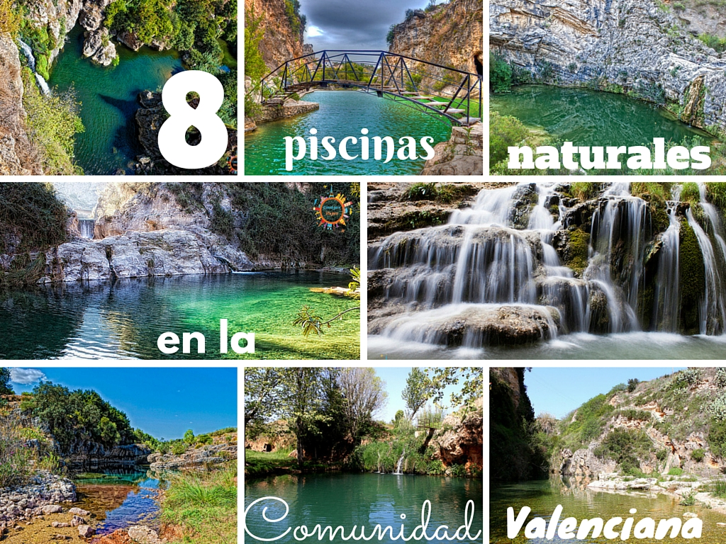 8 piscinas naturales en la comunidad valenciana for Piscinas naturales sevilla
