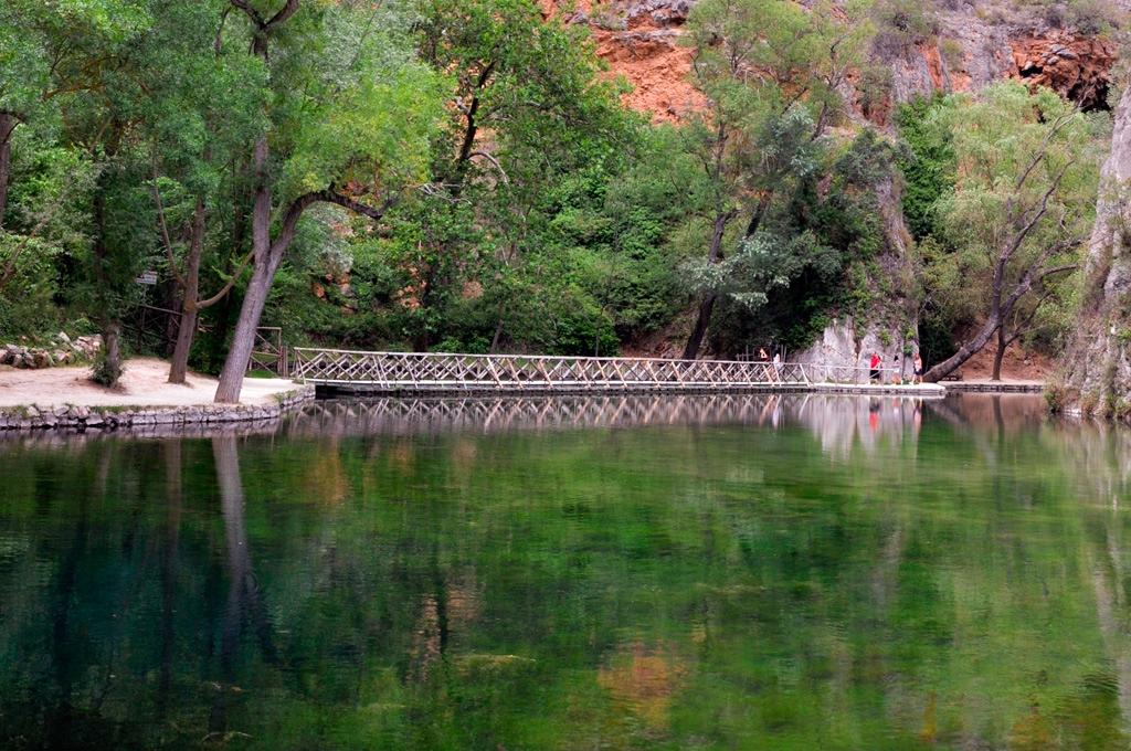 lago Espejo--