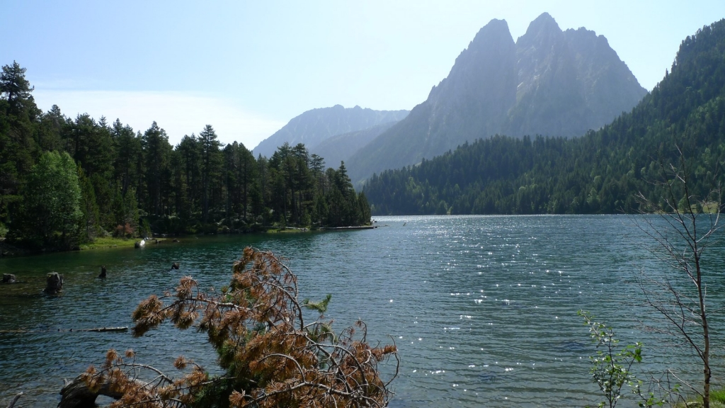 lago sant maurici