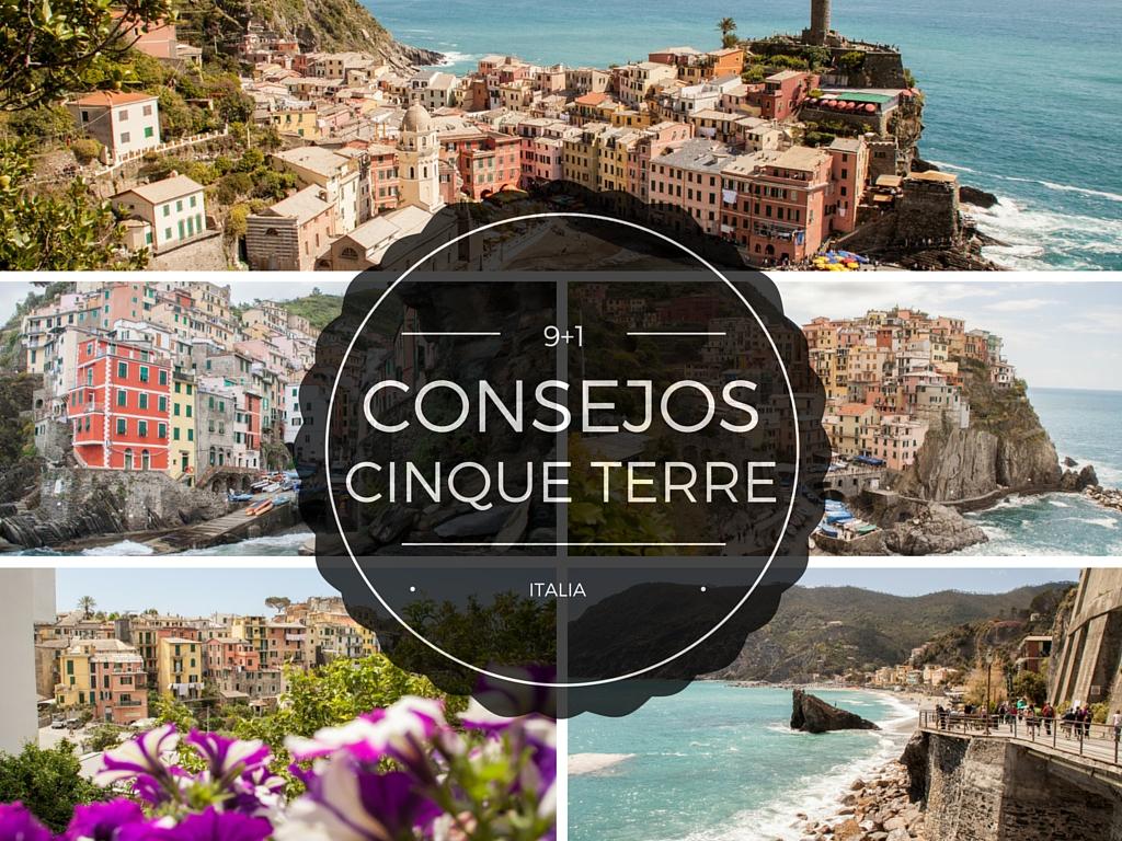 9+1 Consejos para Cinque Terre