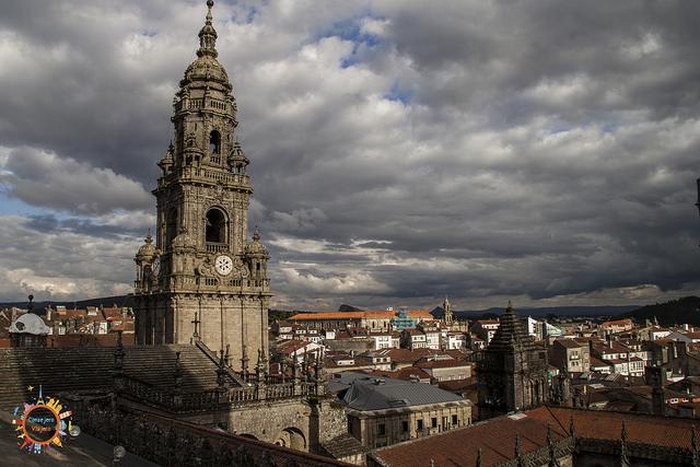 cubierta catedral santiago