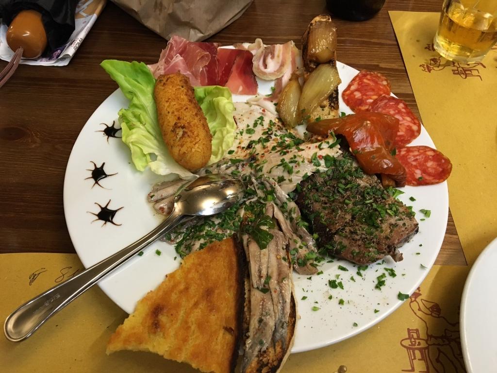 restaurantes la spezia