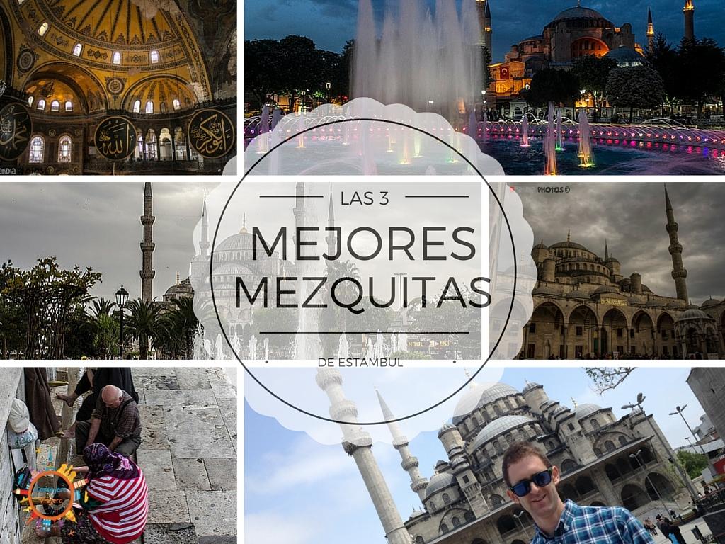 MEJORES MEZQUITAS DE ESTAMBUL