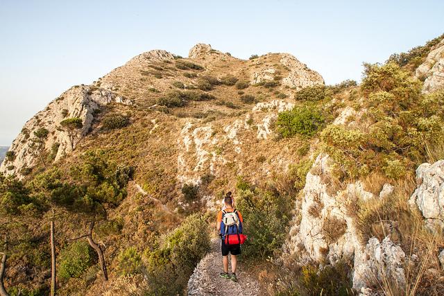 trekking benicadell