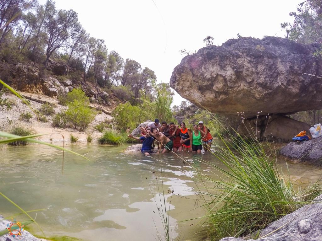 descenso rio fraile