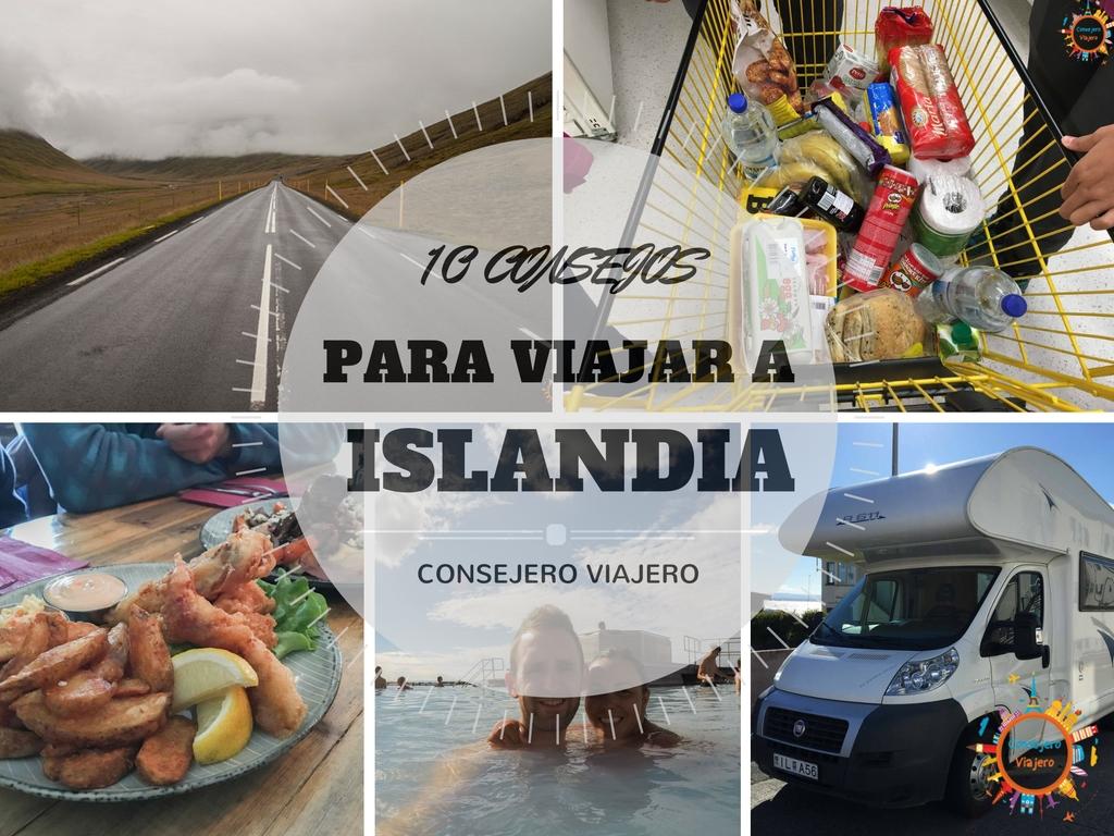 10 Consejos para viajar Islandia