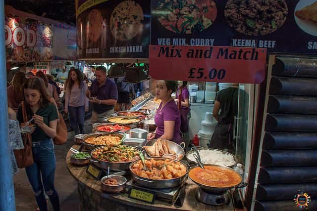 thai food london