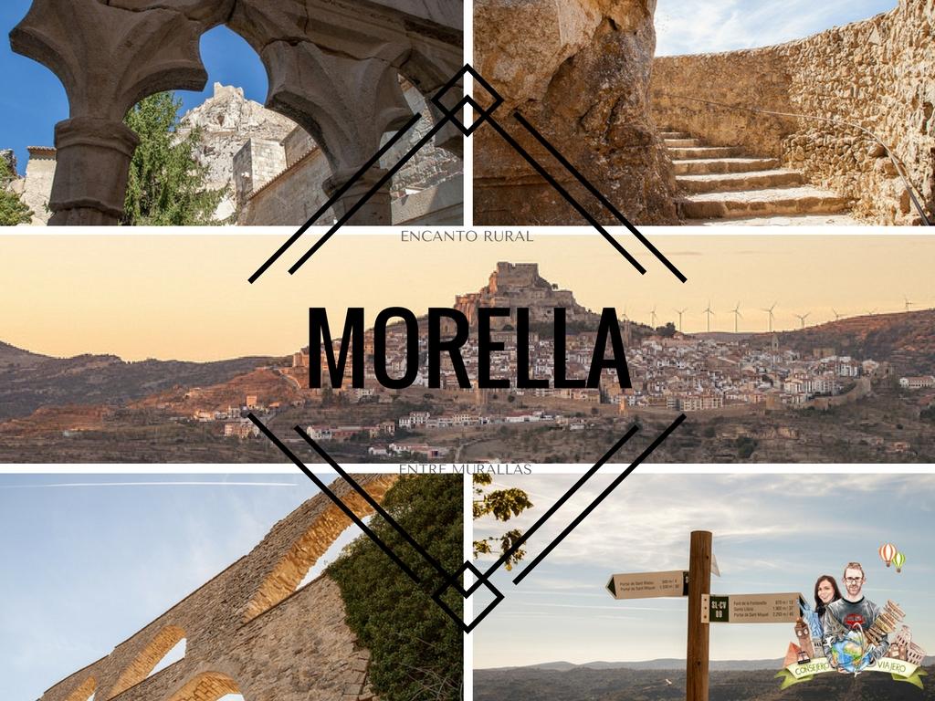 Morella, encanto rural entre murallas