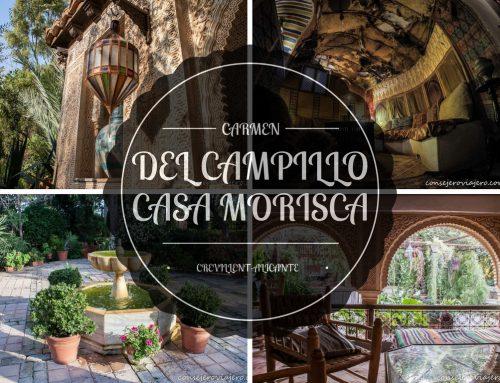 Carmen del Campillo, la casa Morisca de Crevillent