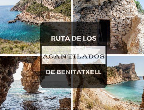 Ruta de los acantilados de Benitatxell, Alicante