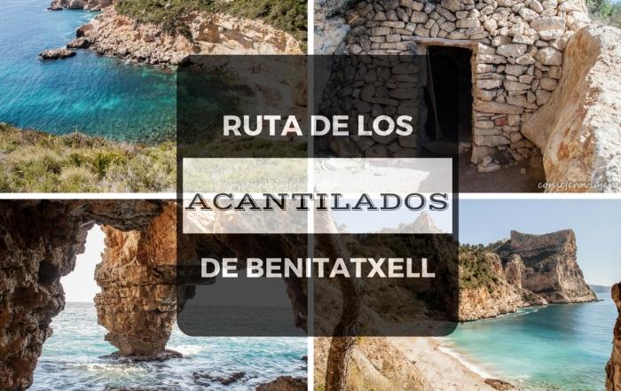 ACANTILADOS DE BENITATXELL