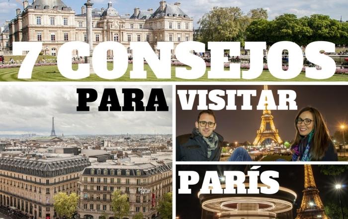 consejos para visitar Paris