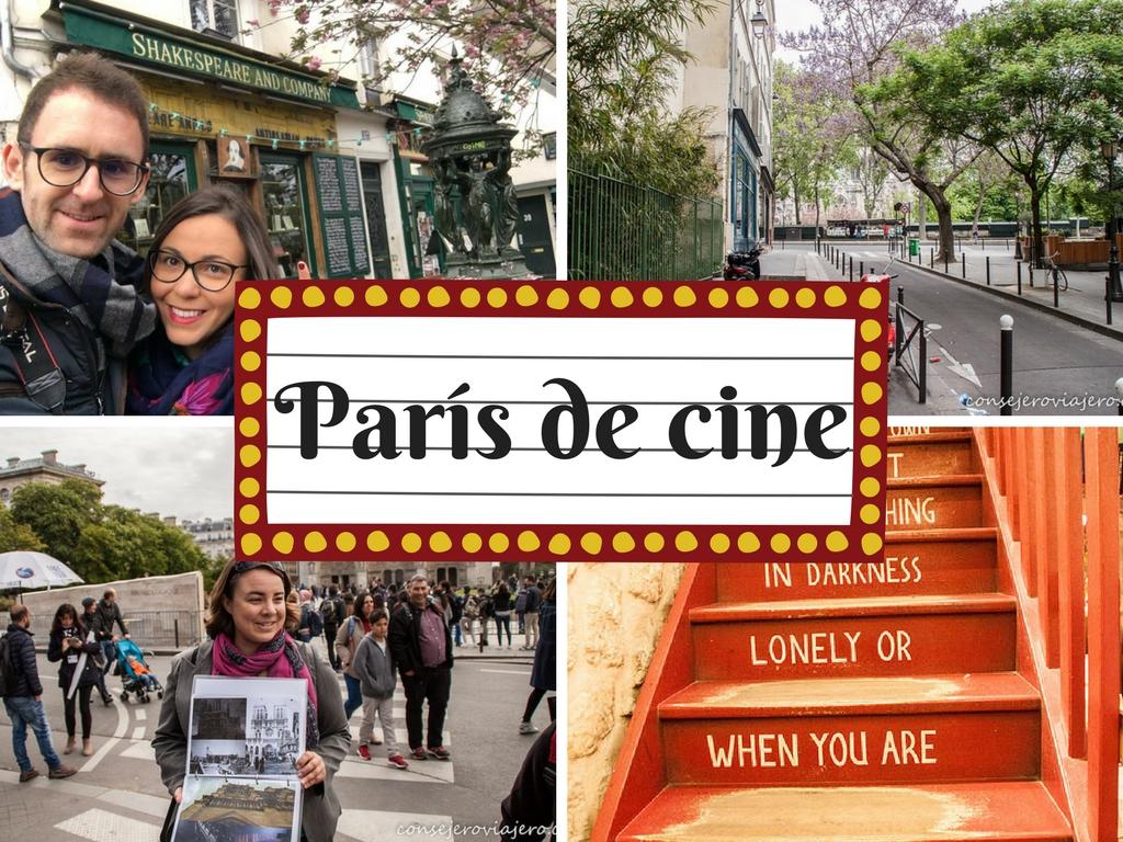 Paris de cine: escenarios de películas rodadas en París