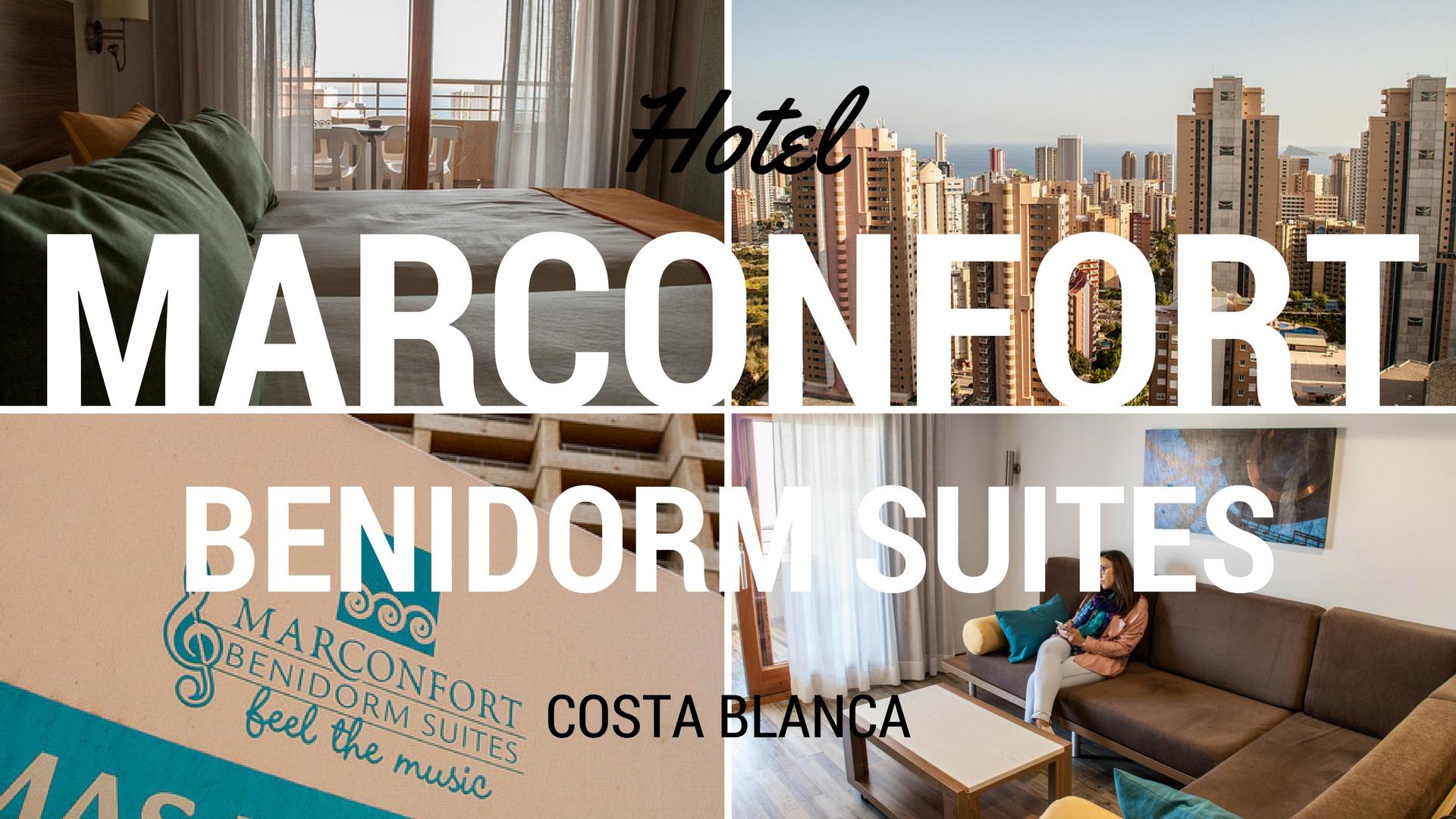 Marconfort Hotels, tu hotel en Benidorm