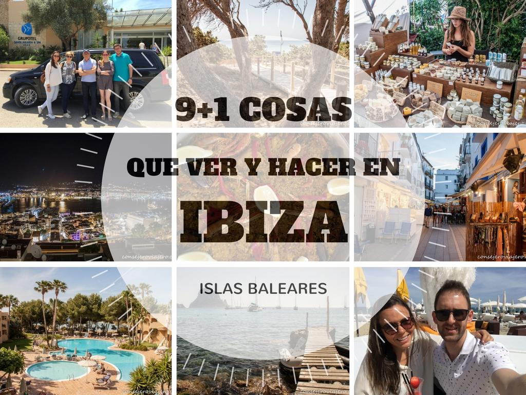 9+1 cosas que ver y hacer en Ibiza