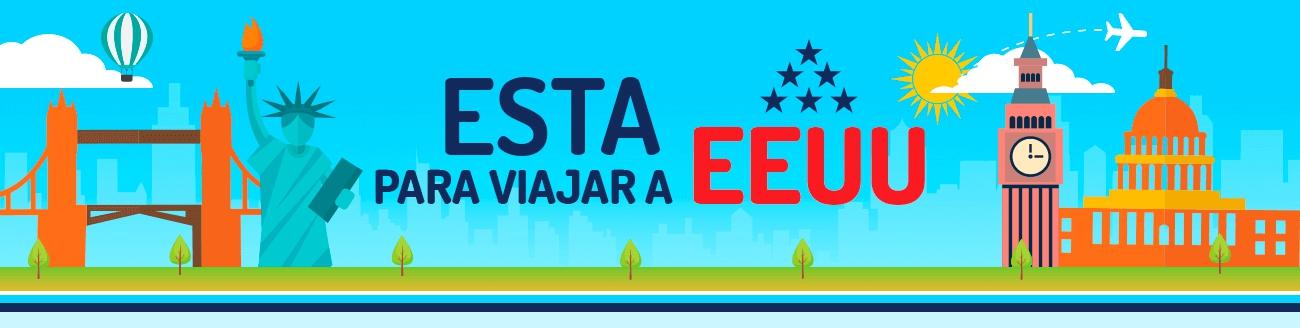 La Visa ESTA o cómo viajar a USA sin necesidad de desplazarte a la embajada