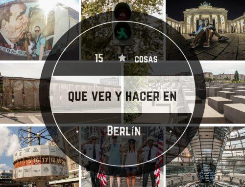 15 cosas que ver y hacer en Berlín
