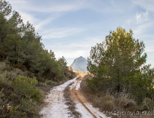 Senda dels Nevaters – Salem, senderismo en Valencia