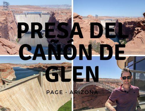 Presa del Cañón de Glen, Page – Arizona