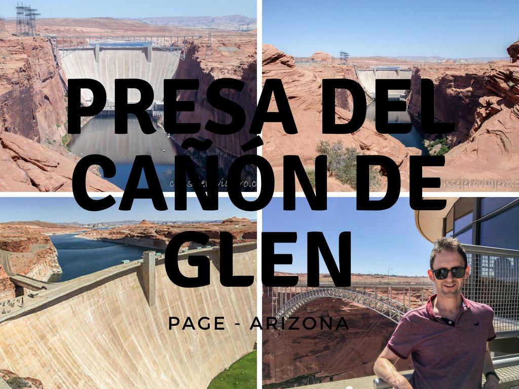 PRESA DEL CAÑÓN DE GLEN