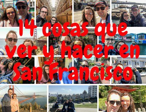 14 Cosas que ver y hacer en San Francisco