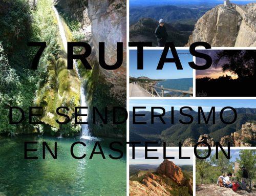 7 Rutas de senderismo en Castellón provincia