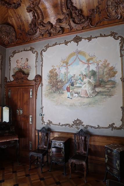 interior palacio sintra