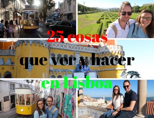 25 cosas que ver y hacer en Lisboa