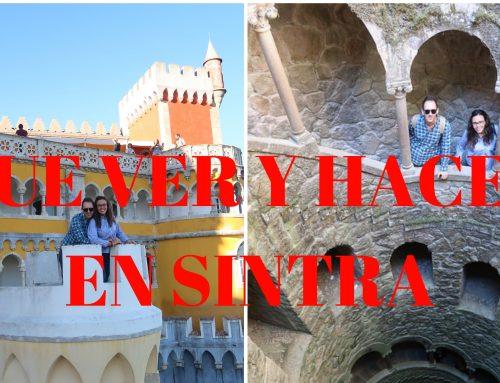 Que ver y hacer en Sintra, Portugal