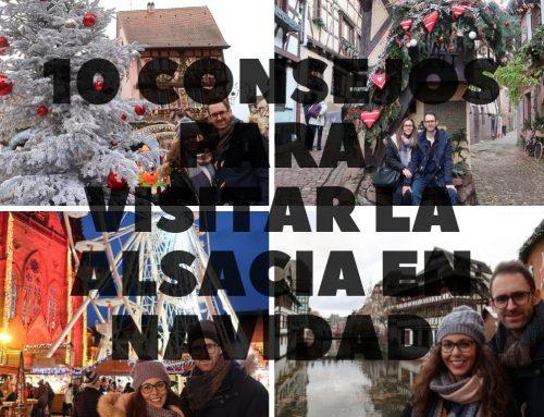 10 consejos para visitar la Alsacia en navidad