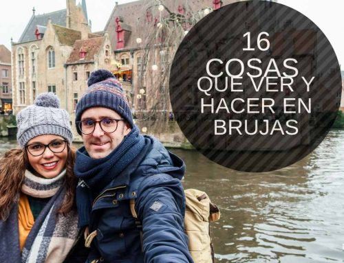 16 cosas que ver y hacer en Brujas