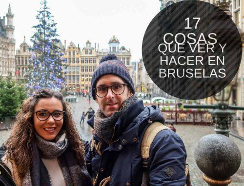 17 cosas que ver y hacer en Bruselas