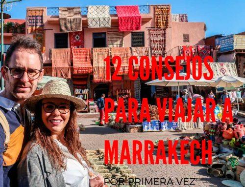 12 consejos para viajar a Marrakech por primera vez