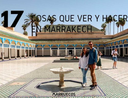 17 cosas que ver y hacer en Marrakech en tres días | Imprescindibles