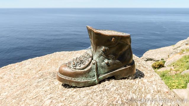botas para hacer camino de santiago