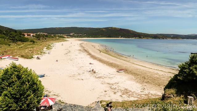 playa de lagosteira