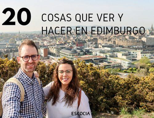 20 cosas que ver y hacer en Edimburgo | Imprescindibles
