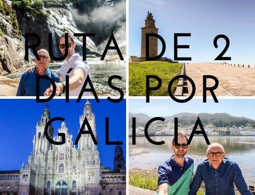 Ruta de dos días por Galicia – que ver y hacer