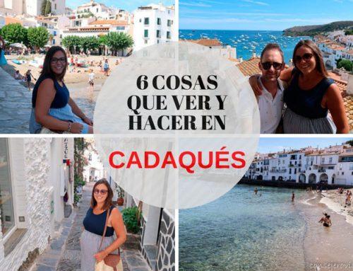 6 Cosas que ver y hacer en Cadaqués