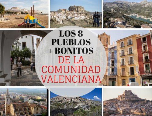 Los 8 pueblos más bonitos de la Comunidad Valenciana